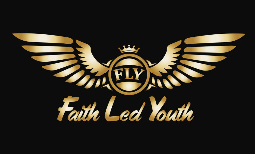 Faith Led Logo (Solid Gold)